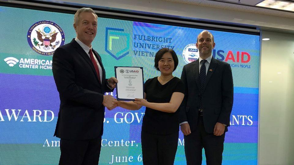 Mỹ tài trợ 15,5 triệu USD cho ĐH Fulbright Việt Nam