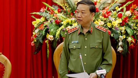 Bộ trưởng Tô Lâm: Báo chí là nơi lực lượng CAND tự soi mình