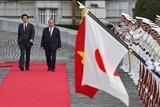 Tuyên bố chung về việc làm sâu sắc hơn quan hệ Đối tác chiến lược sâu rộng Việt Nam-Nhật Bản