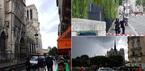Tấn công búa, nổ súng rúng động Nhà thờ Đức Bà Paris