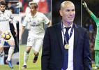 """Zidane thẳng tay """"trảm"""" 7 công thần Real"""