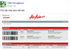 """Nhiều Facebooker Việt """"ăn quả lừa"""" vì tham vé máy bay miễn phí"""