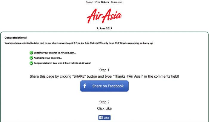 ve 0 dong AirAsia