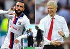 Wenger bí mật sang Lyon mua tiền đạo 50 triệu bảng
