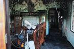 Chồng đổ xăng đốt cả nhà, 3 người chết oan nghiệt