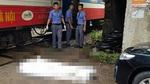 Hà Nội: Người phụ nữ bị tàu hất văng tử vong