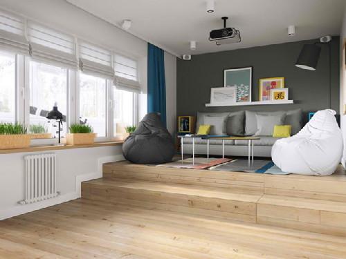 nhà chung cư, căn hộ Hà Nội, trang trí nhà, thiết kế nhà