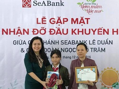 Hàng loạt chương trình thiện nguyện ý nghĩa từ SeABank
