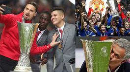 Với Mourinho, MU trở lại số 1 thế giới
