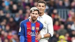 """Messi muối mặt với Ronaldo, Nadal được """"tặng"""" vé bán kết"""