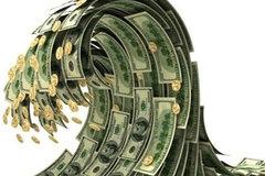Vào cơn say ngàn tỷ: Đại gia nhìn nhau, rầm rập đổ tiền