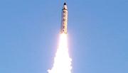 Triều Tiên phóng liên tiếp nhiều tên lửa