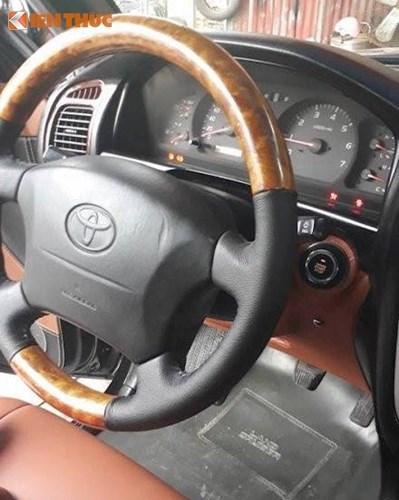 Toyota Land Cruiser 2017 'tự chế' giá chỉ 500 triệu tại VN
