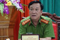 Phó thủ trưởng cơ quan An ninh điều tra Hà Tĩnh bị dọa giết