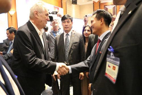 Tập đoàn Elmich hỗ trợ kết nối doanh nghiệp Séc-Việt