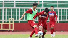 Việt Nam vs Jordan còn 4 ngày: Cả đội sút cầu môn rồi... nghỉ!