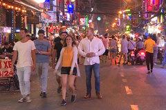 TP.HCM có thêm phố đi bộ Bùi Viện từ ngày 15/7