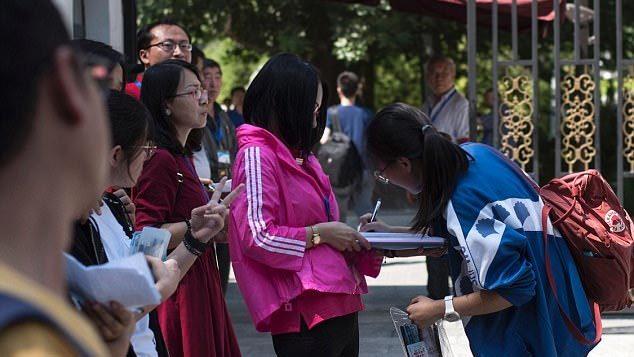 Trung Quốc, gian lận, thi đại học