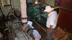 Tàu vỏ thép gần 20 tỷ rỉ sét: Máy không hề của chính hãng