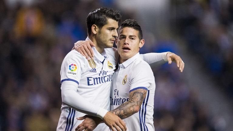 MU 'tấn công' Morata: 60 triệu bảng khiến Real xiêu lòng