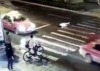 Bị tai nạn không người giúp, diễn biến tiếp theo khiến người xem kinh hãi