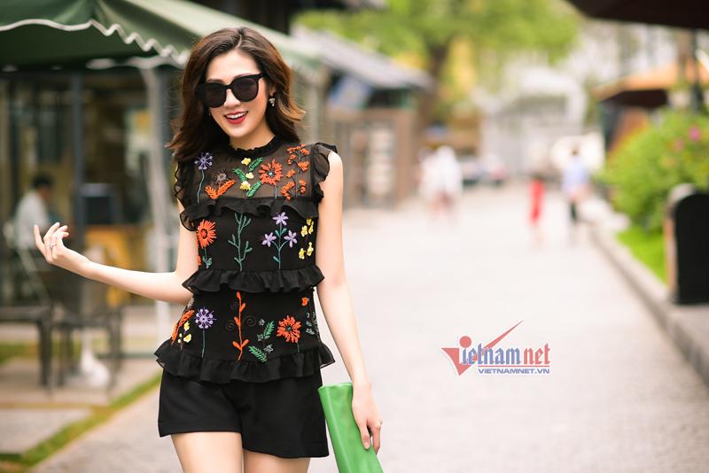 MC mặt đẹp nhất nhì VTV với gu thời trang sành điệu