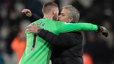 """De Gea hết giá trị lợi dụng: Mourinho """"lật tẩy"""" mưu đồ Perez"""