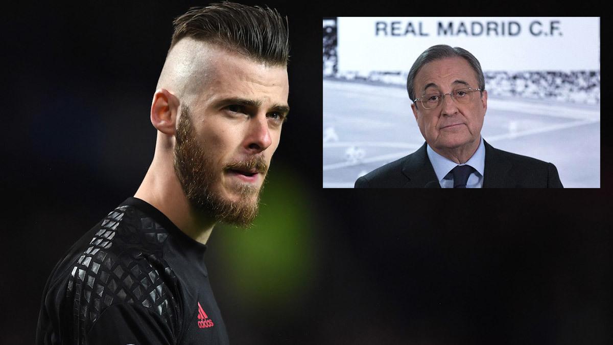 De Gea hết giá trị lợi dụng: Mourinho 'lật tẩy' mưu đồ Perez