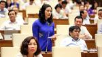 Quốc hội thảo luận về kinh tế - xã hội đến 18h30 tối nay