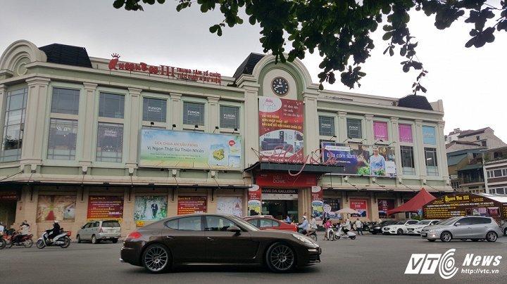 chặt chém, Gửi xe, trông xe, phố cổ, phố cổ Hà Nội