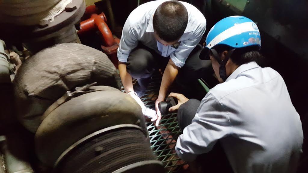 Bình Định họp gấp loại 2 đơn vị đóng tàu vỏ thép gian dối