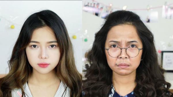 Sống chung với mẹ chồng, Ngọc Mai, Make up,du học sinh
