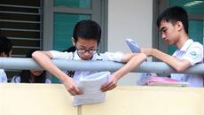 Đề thi môn văn vào lớp 10 ở Hà Nội