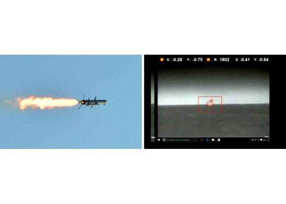 Khoảnh khắc tên lửa chống hạm Triều Tiên phá nát mục tiêu