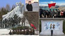 Cảnh sắc nơi linh thiêng nhất Triều Tiên