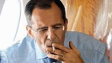 Nga khoe Ngoại trưởng Lavrov giảm hút thuốc