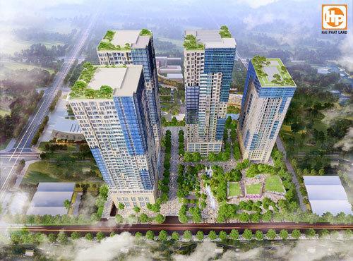 Hải Phát Land tiến bước vững chắc thị trường BĐS Nam Hà Nội