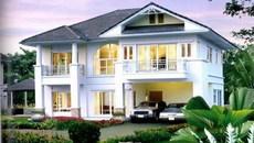 Mê mẩn 10 thiết kế biệt thự kiểu Thái tuyệt đẹp