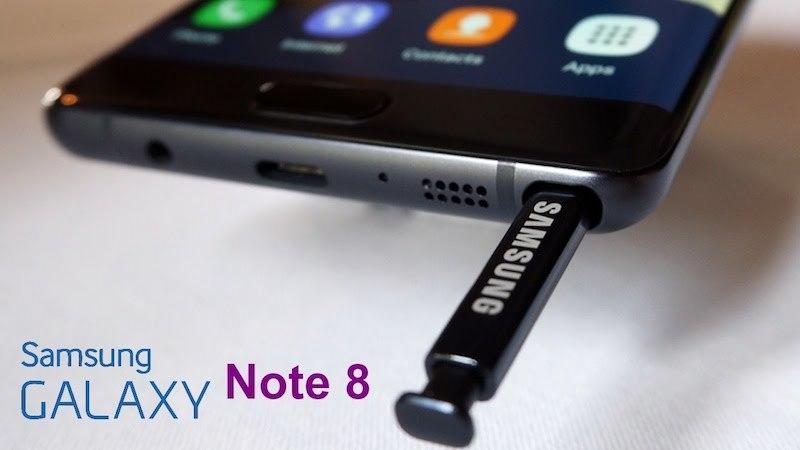 Galaxy Note 8 sẽ là smartphone đầu tiên dùng chip Snapdragon 836