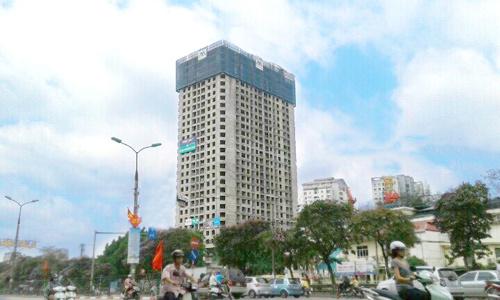 Vượt tiến độ 4 tháng, Imperial Plaza thêm hút khách