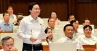 Bộ trưởng Phùng Xuân Nhạ: Các sở cũng nhất trí bỏ biên chế
