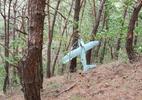 Vật thể nghi là máy bay của Triều Tiên rơi gần biên giới Hàn
