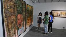 Chiêm ngưỡng tác phẩm xuất sắc của 8 nghệ sĩ đương đại