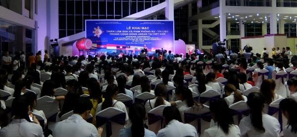 triển lãm, 50 năm ASEAN, ảnh và phim tài liệu,