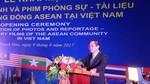 Khai mạc Triển lãm ảnh và phim phóng sự, tài liệu ASEAN tại Việt Nam