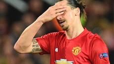 """Tin thể thao sáng 10/6: MU chính thức cho Ibrahimovic """"out"""""""