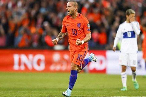Video bàn thắng Hà Lan 5-0 Luxembourg
