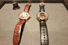 Hai chiếc đồng hồ tổ chim trị giá 24 tỷ đồng tại Hà Nội