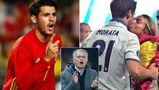 Sốt dẻo: Morata bay đến Anh, ký 5 năm với MU