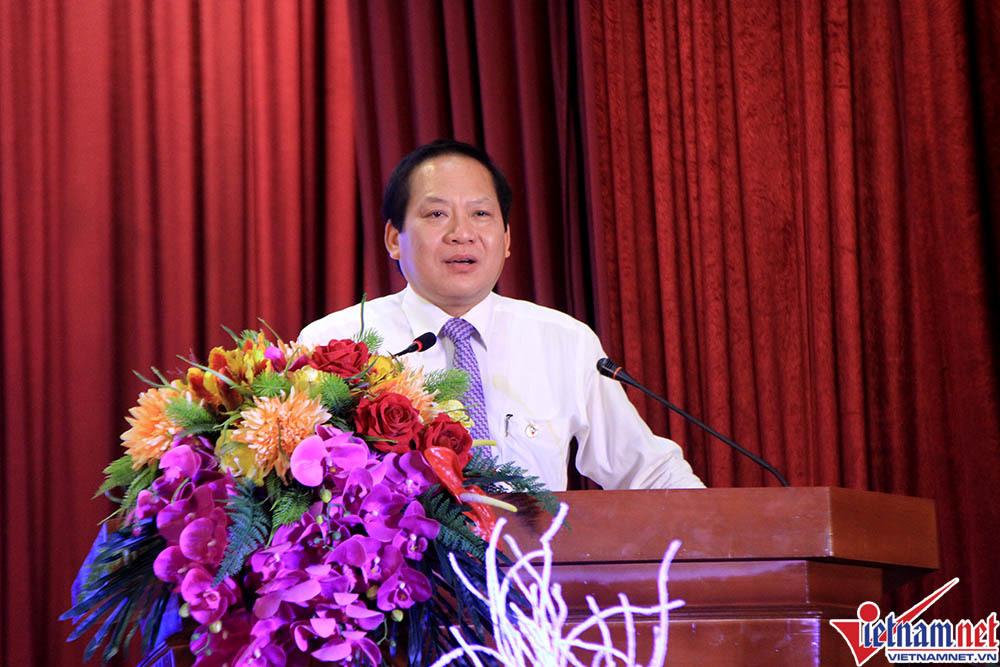 Bộ trưởng Trương Minh Tuấn,Trương Minh Tuấn,cách mạng công nghệ